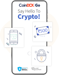 First! You Need an App. To buy Bitcoin, the first step is to download an app where you can buy and sell Bitcoin instantly, and easily. This app will also help you store your cryptos safely in the most secure crypto wallets for free.
